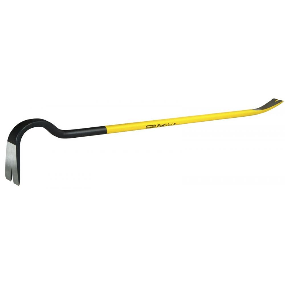 Монтировка-гвоздодер FatMax Spring Steel Wrecking Bars 36/910 мм  STANLEY 1-55-504